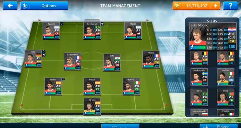 Dream League Soccer 2019 Hack Free Coins Generator Soccer League Soccer Games
