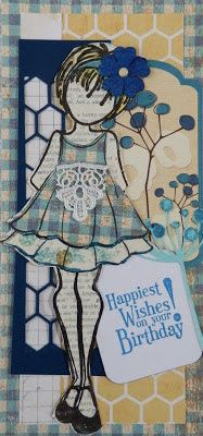 Just Remember to Breathe: Prima Paper Dolls