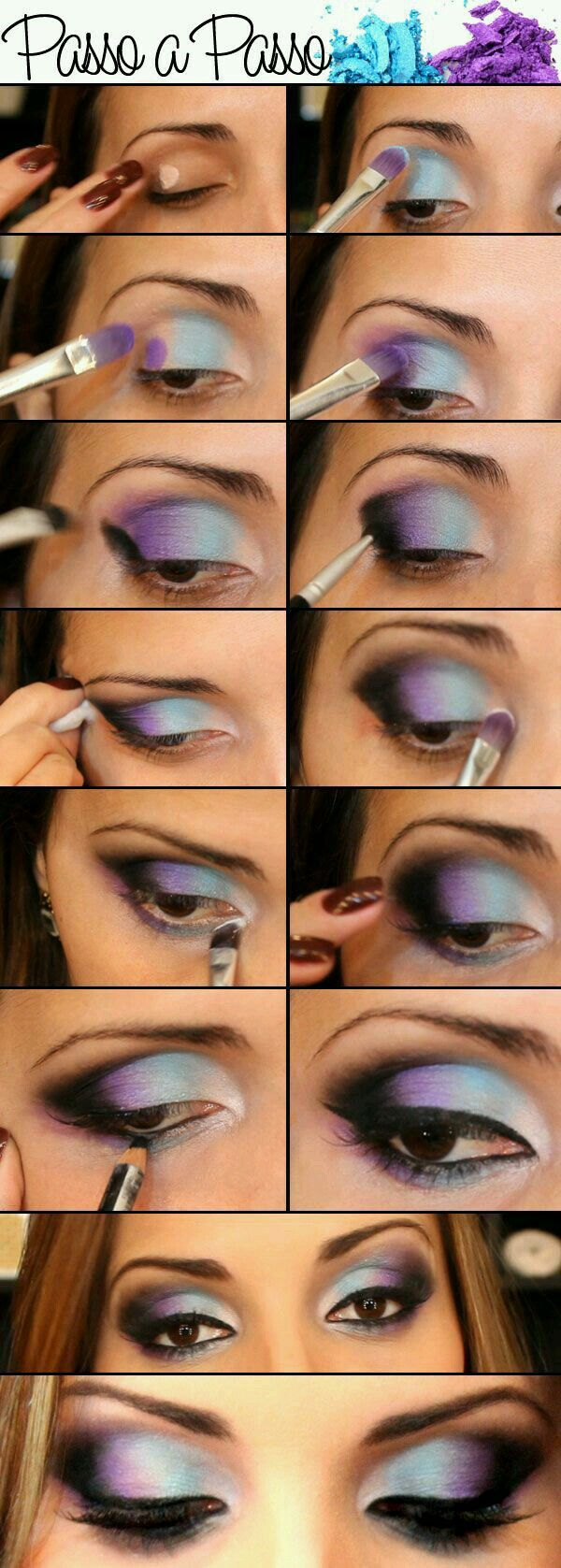 Pin by Kathleen shields on fix your face Eye makeup