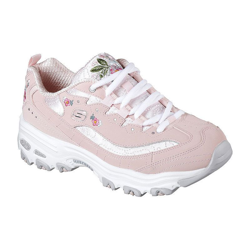 skechers delight damen rot