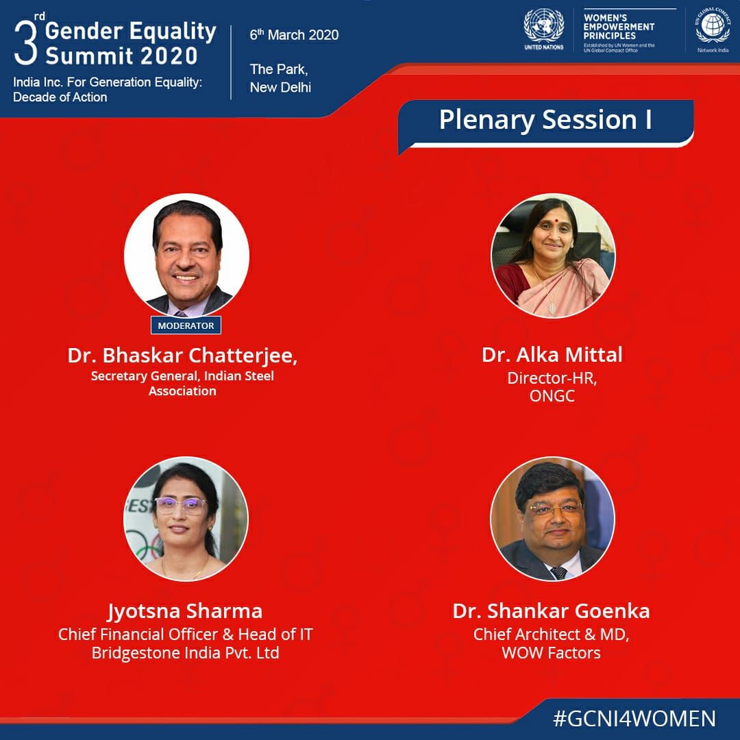 Feel glad to be a part of 3rd edition of gcniges ges2020