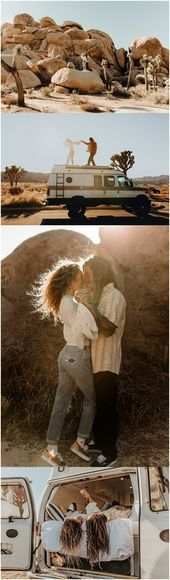Photo of Adventurous Couple Session by Joshua Tree – Portland Photographer – The Double Shot …
