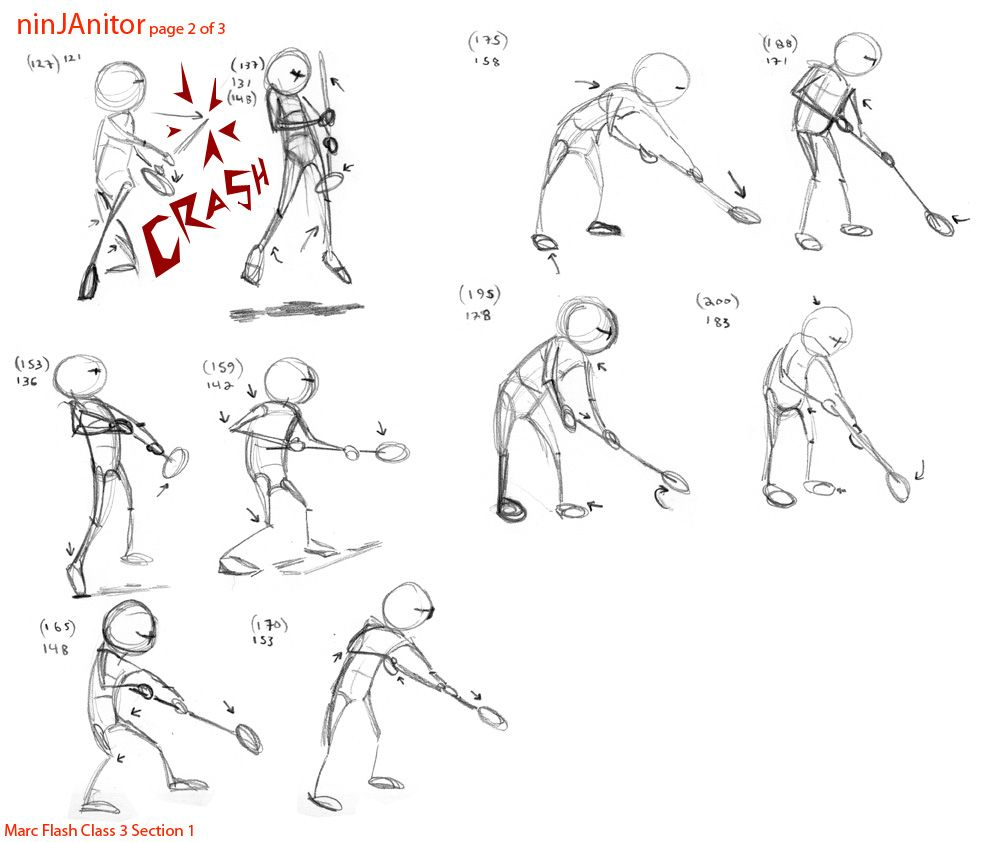 Prof marc flash 39 s animation animation mentor class 3 - Dessin de prof ...