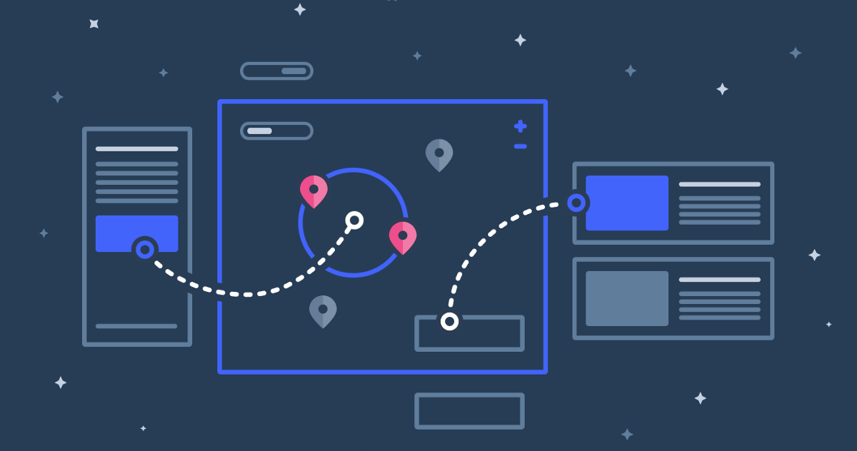 Mapbox GL JS + React Point of Interest | Geospatial | Library work