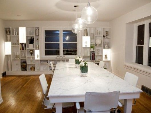 Pendant light for dining room