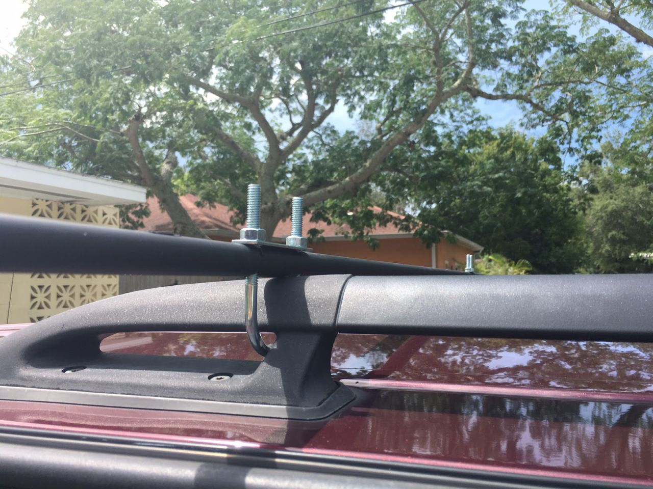 Homemade Roof Rack Crossbars Tim Boyd S Blog Carrinha