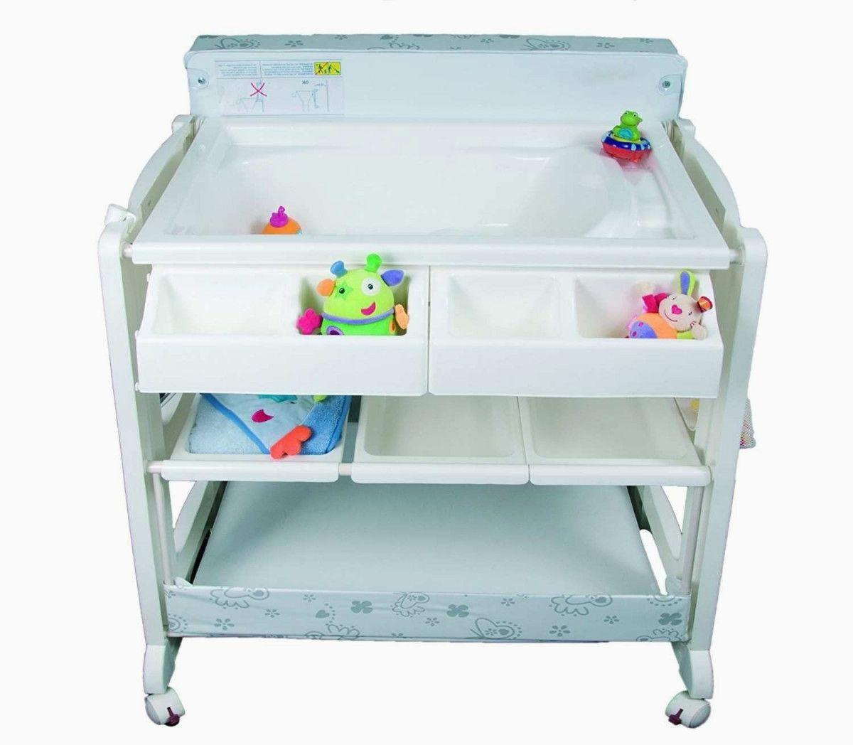 Table Langer Baignoire Coulissante Pour Votre Prochain Remodelage Furniture Changing Table Home Decor
