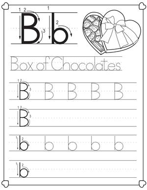 26 christmas themed letter tracking worksheets for preschoolers alphabet letter tracing. Black Bedroom Furniture Sets. Home Design Ideas
