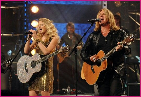 Def Leppard Taylor Swift Crossroads Def Leppard Def Leppard Concert Taylor Swift
