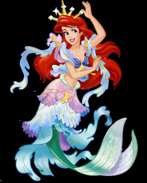 Dancing Ariel Png Picture Clipart Walt Disney Princesses Mermaid Cartoon Disney Princess Png