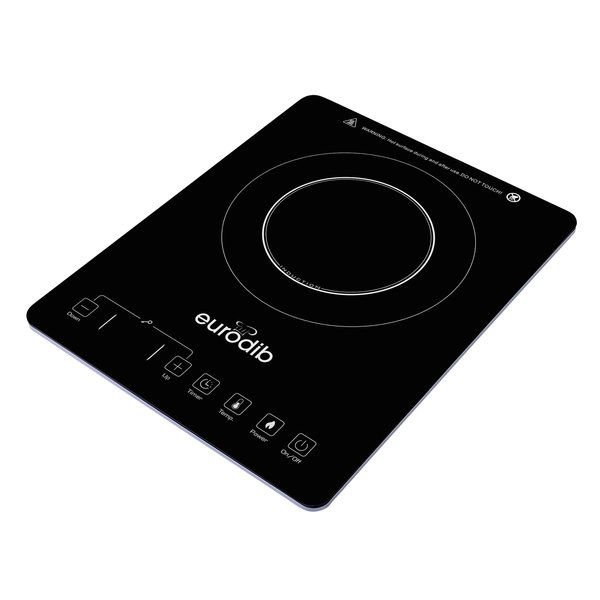 Eurodib EG13 Slim Countertop Induction Range /