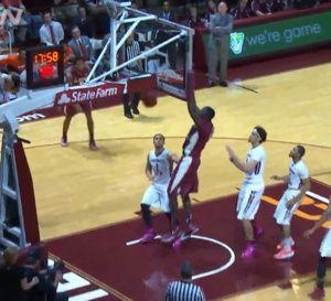 NCAA: dunks of the week (ACC) - vidéo  #NCAA: #dunks of the week (#ACC) - vidéo