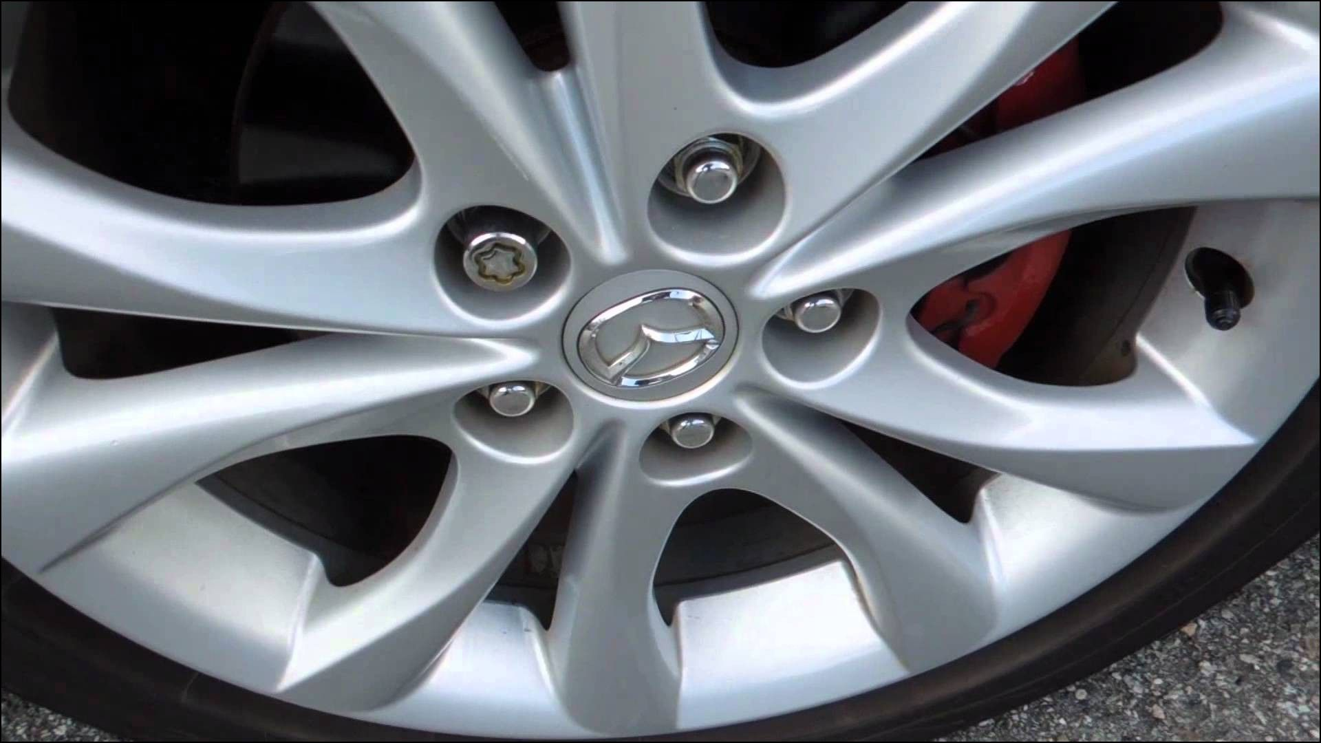 New Tires For Mazda 3
