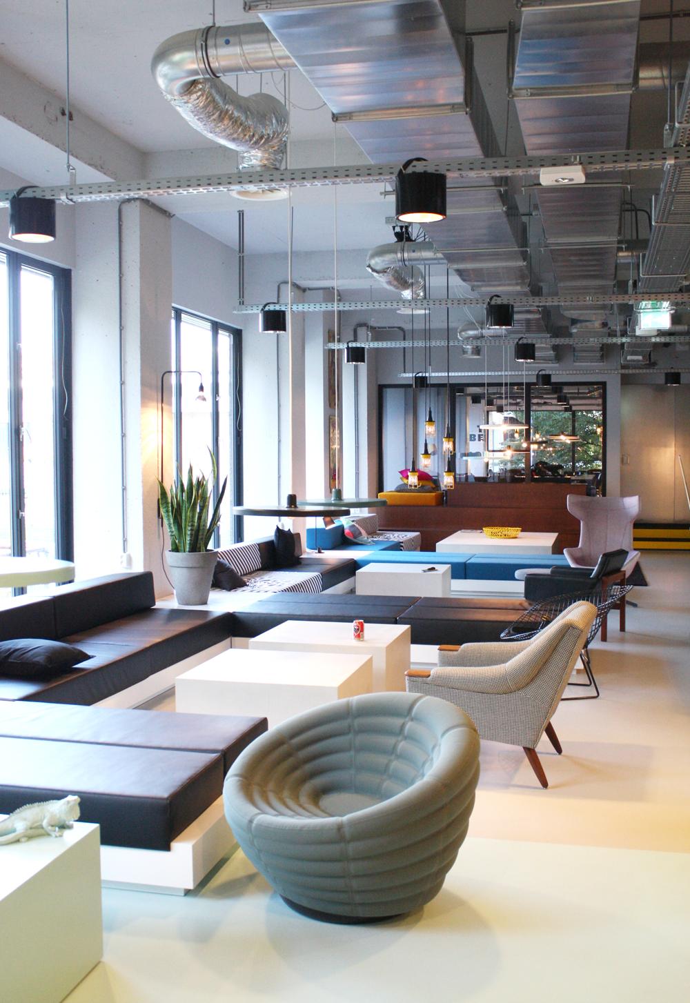 Blogged The Student Hotel Amsterdam Interiordesign