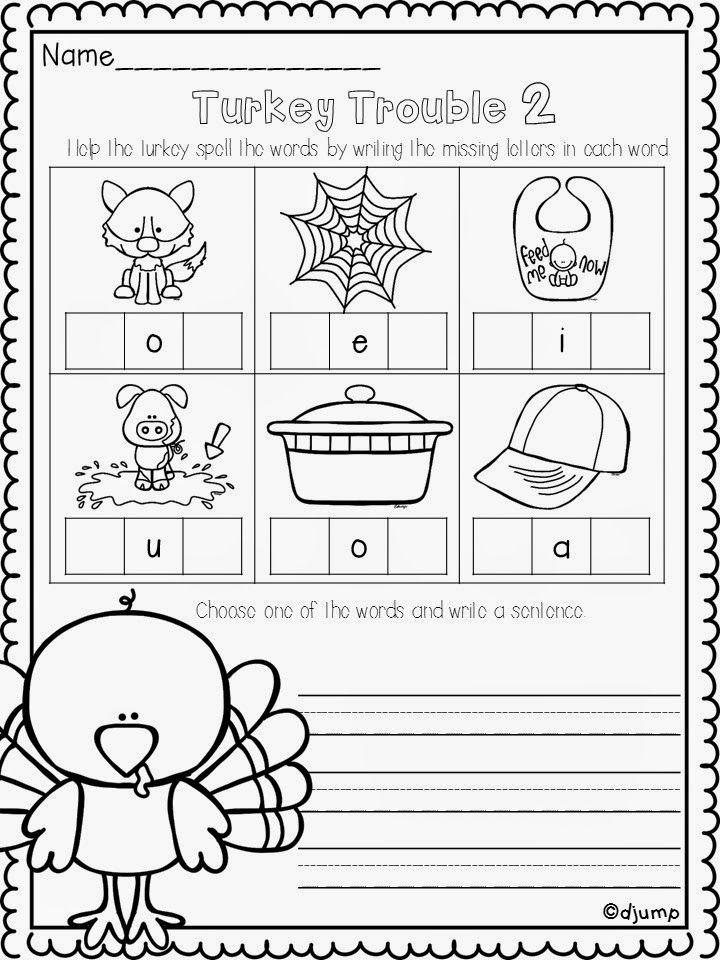 Free November Worksheets | Worksheets, Pre-school and Activities