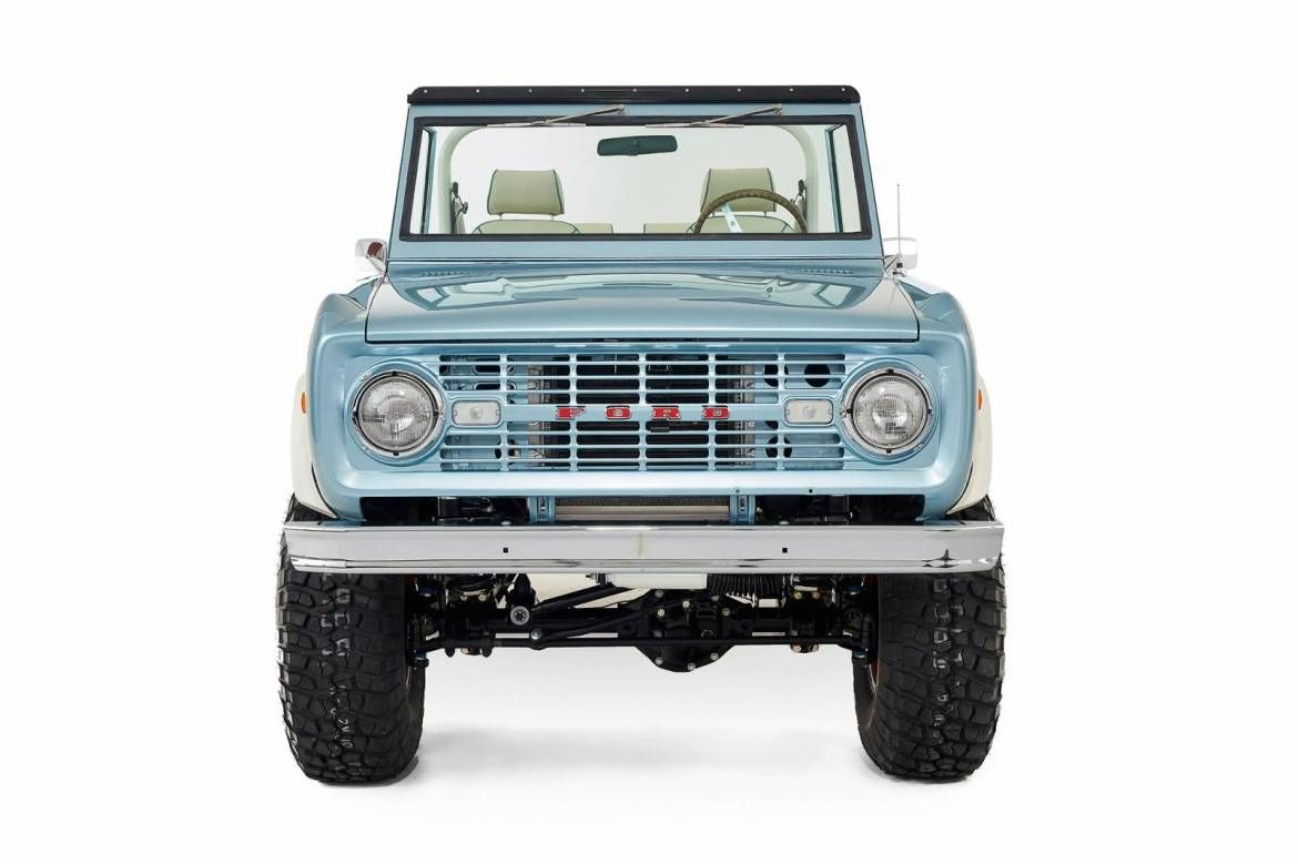 FORT LAUDERDALE Ford bronco, Bronco, Classic ford broncos