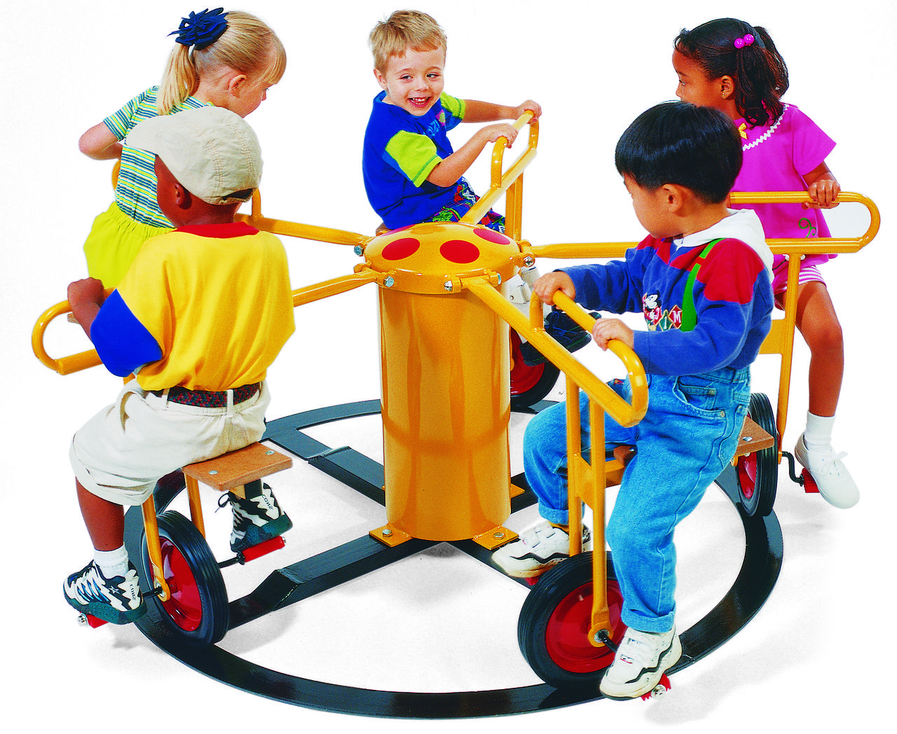 Playtime Playground Equipment Merry Go Cycle Replacement Seat