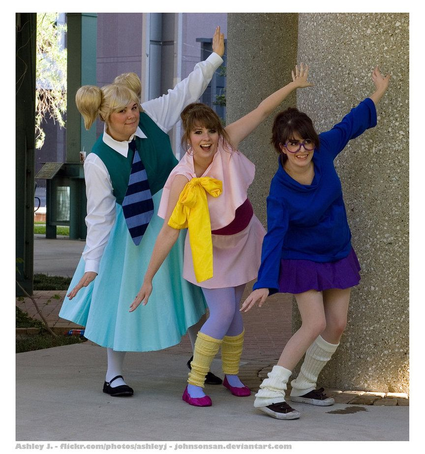 the chipettes! | halloween costume ideas | pinterest | costumes