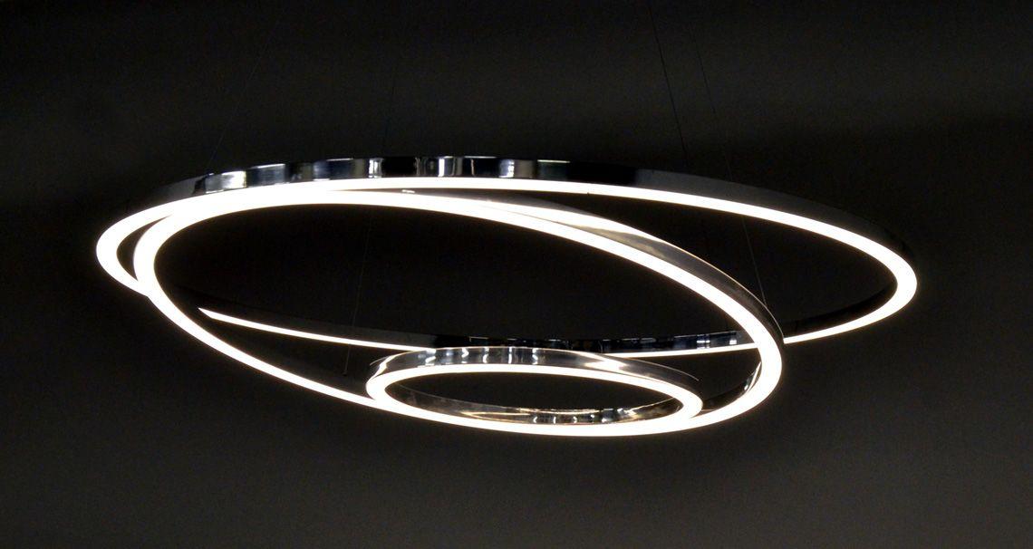 Led Kronleuchter Rund ~ If design preis für toccata design interior led