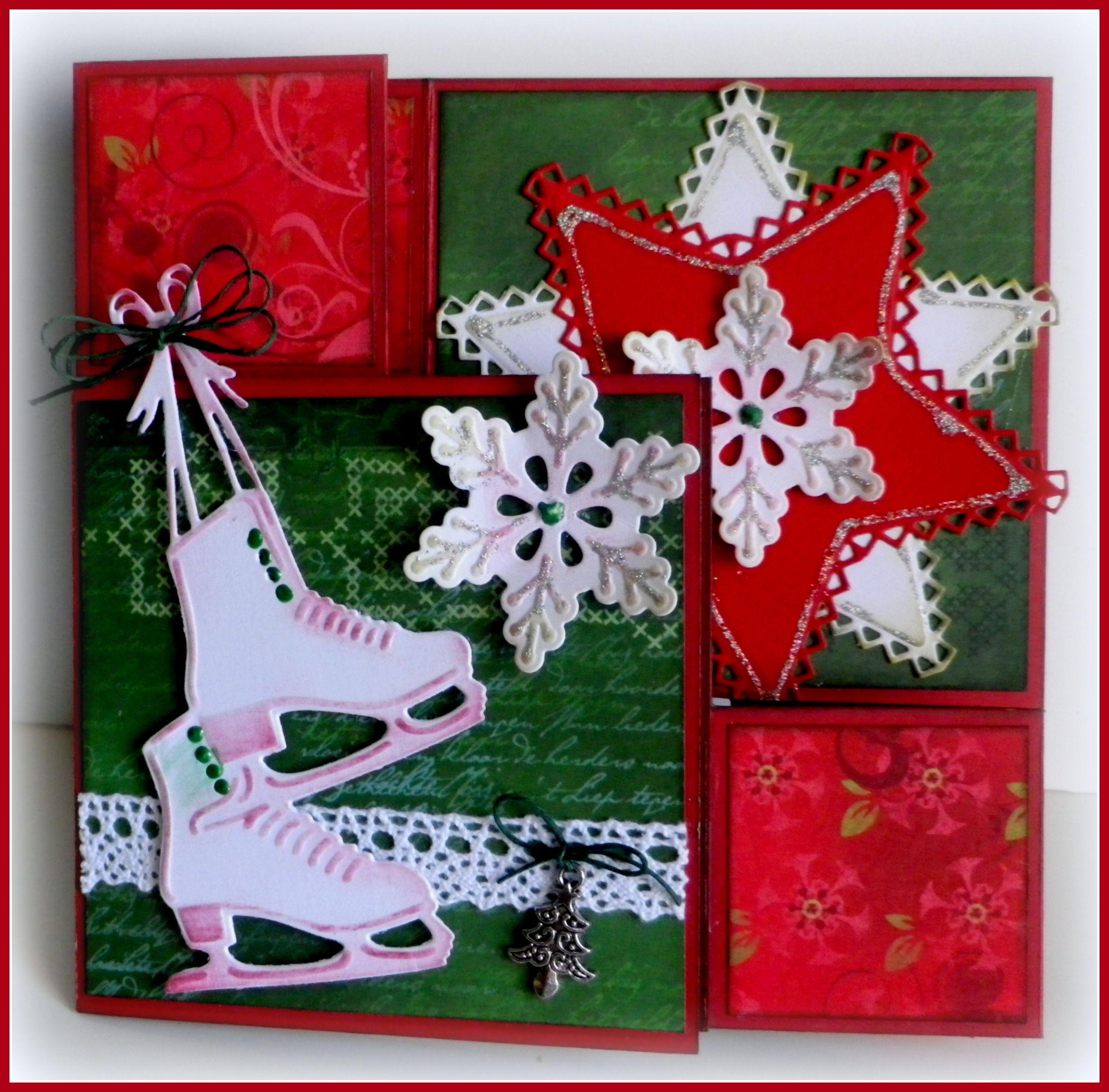 carte de no l marianne design my christmas cards pinterest marianne design marianne et. Black Bedroom Furniture Sets. Home Design Ideas