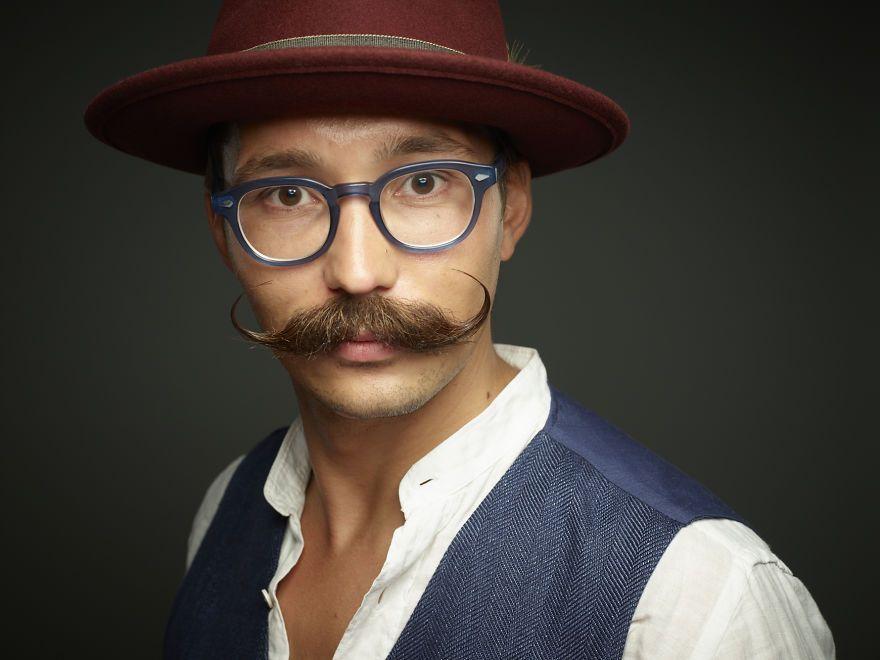 Les Barbes Incroyables Du Championnat Du Monde 2017 De Barbes Et Moustaches Beard No Mustache Mustache Handlebar Mustache