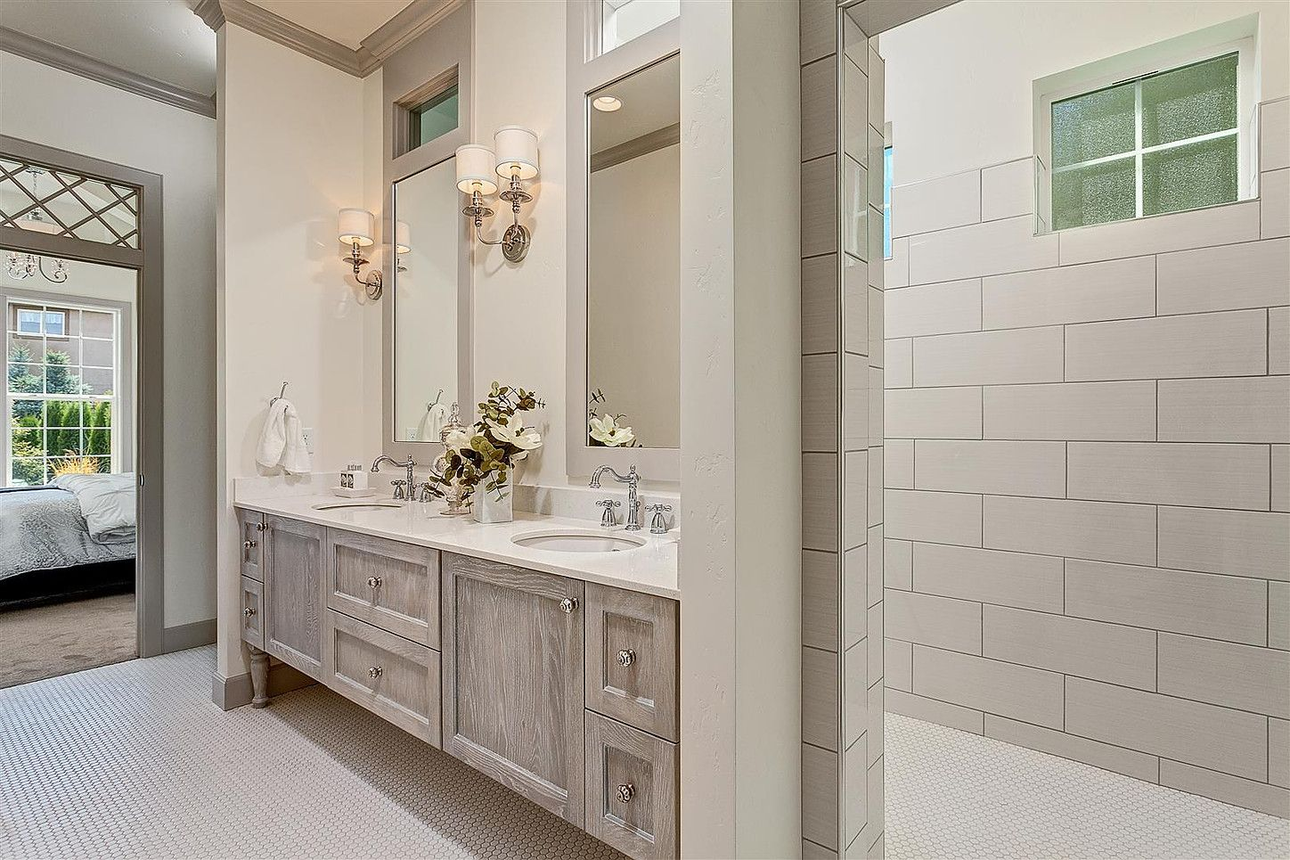 Custom Home builder in Boise Idaho | Traditional bathroom ...