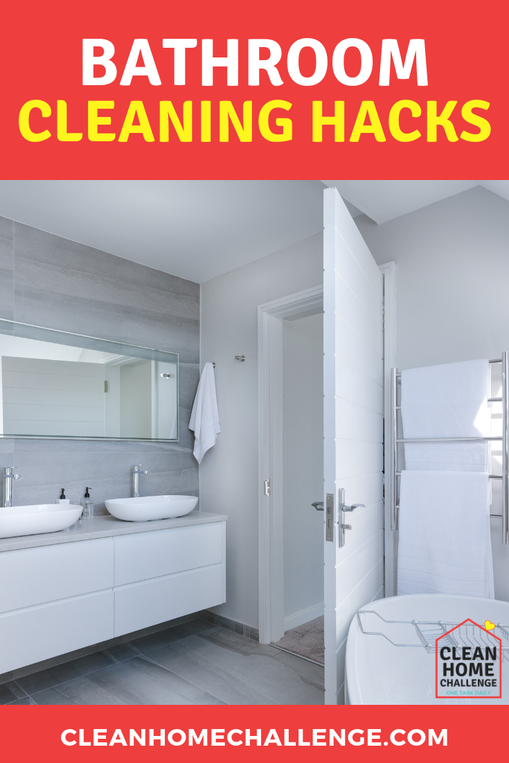 5 Deep Cleaning Bathroom Hacks To Save You Time Amp Money