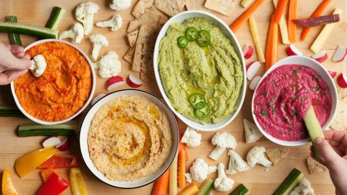 ▷ ideen für hummus rezept gesundes essen schmeckt gut