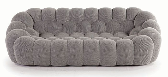 Quot Bubble Quot Sofa Designed By Sacha Lakik For Roche Bobois Upholstered In