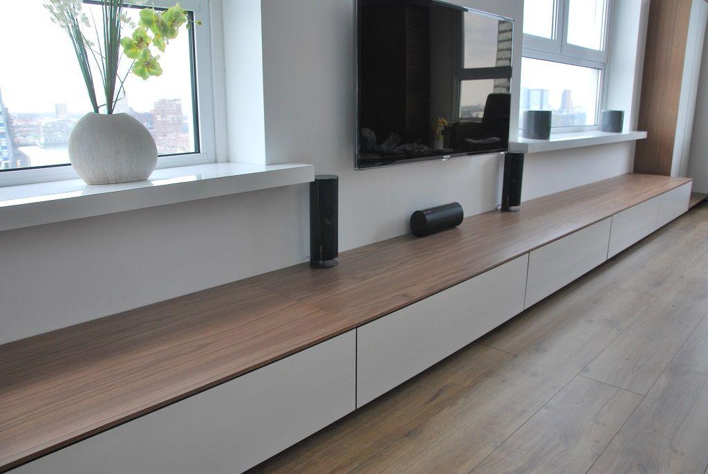 Bram Design TV dressoir - op maat te maken en materiaalkeuze | tu ...