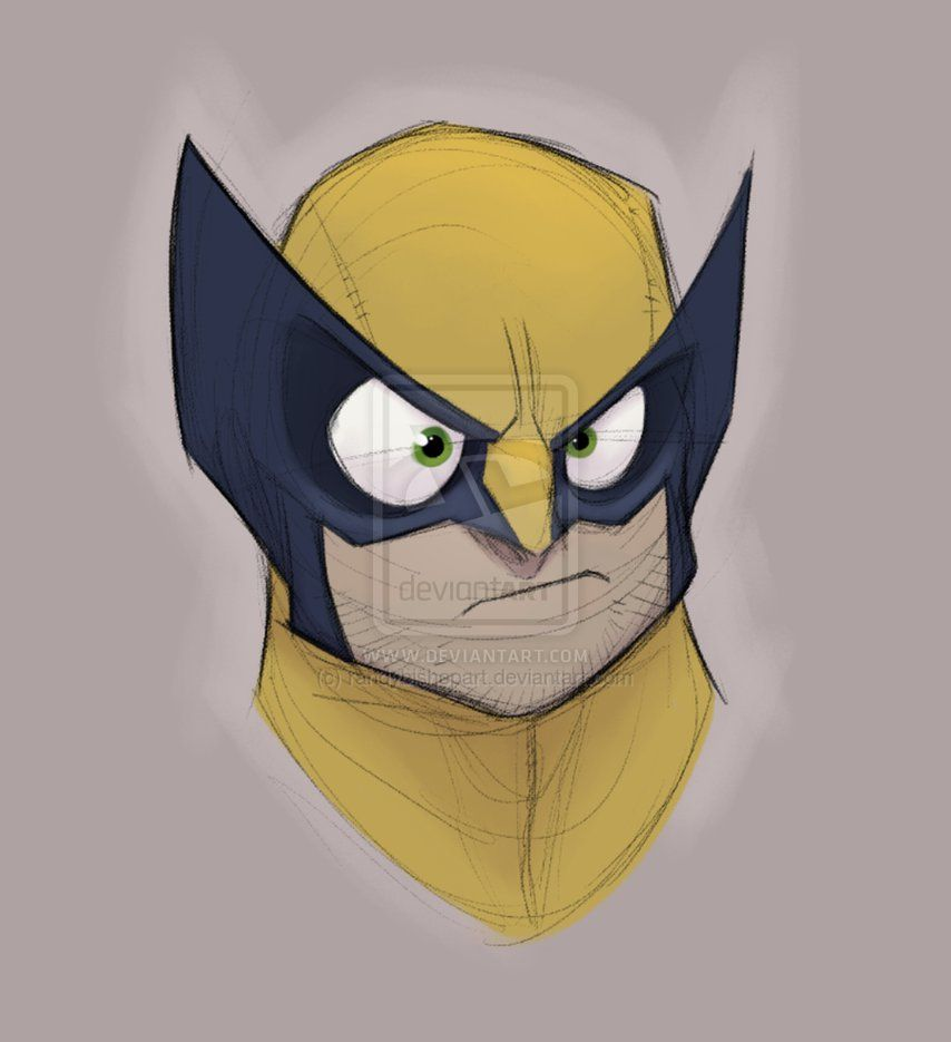 Wolverine by randybishopart on deviantART