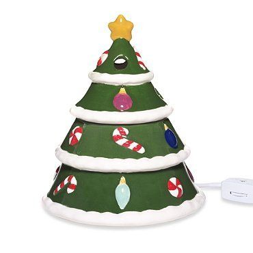 Yankee Candle Christmas Tree Electric Wax Melts Warmer This Is An Amazon Affiliate Link Wan Yankee Candle Christmas Yankee Candle Yankee Candle Collection