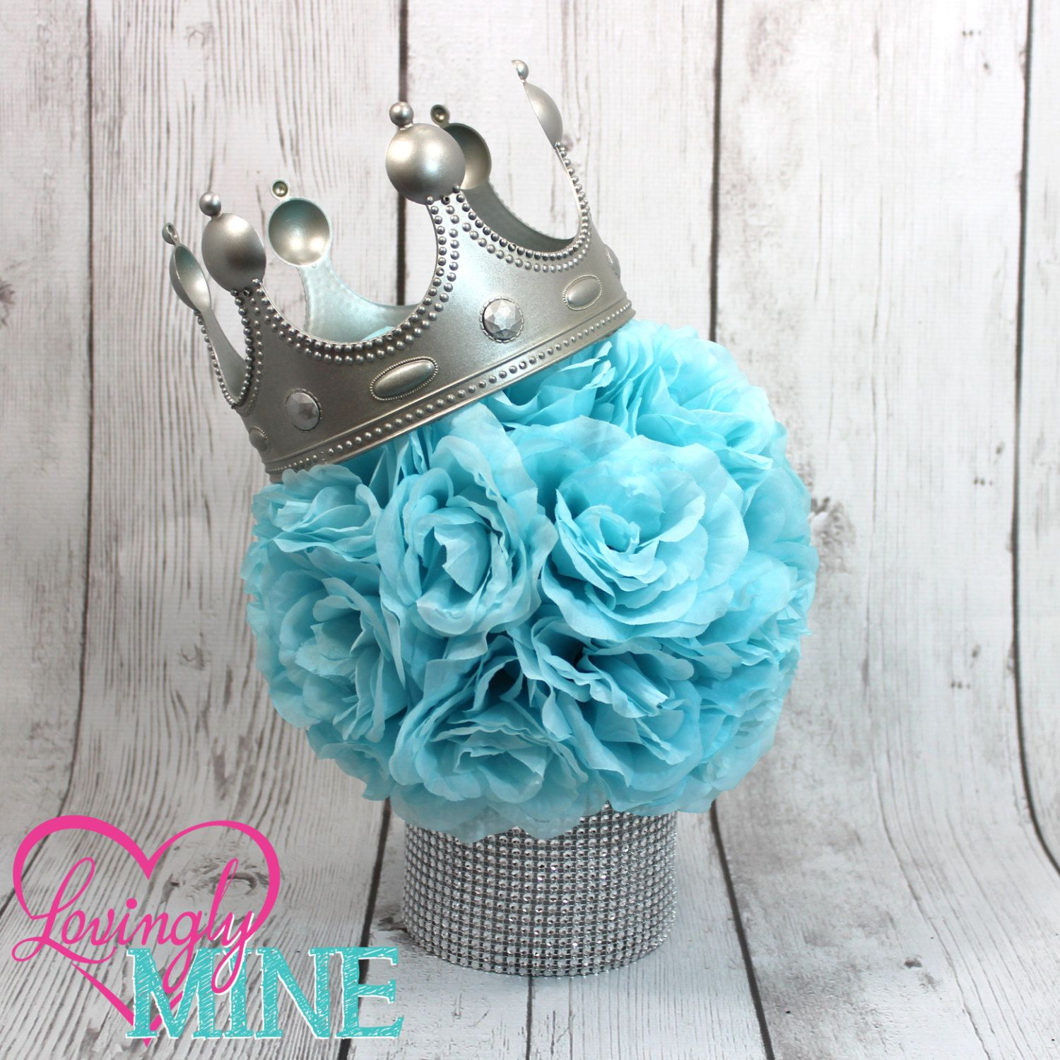 Little prince inspired centerpiece perfect for any event