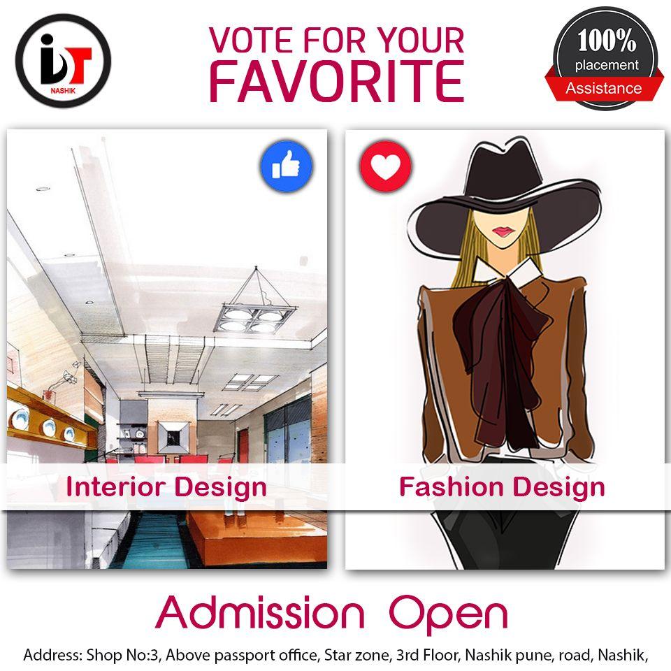 We Are Idt Nashik An Interior Designing Institute In Nashik Nashik Passport Office Design