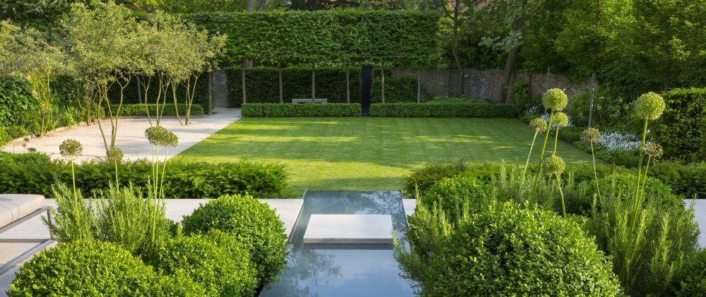 Sgd Awards 2014 Water Features In The Garden Landscape Design Garden Design