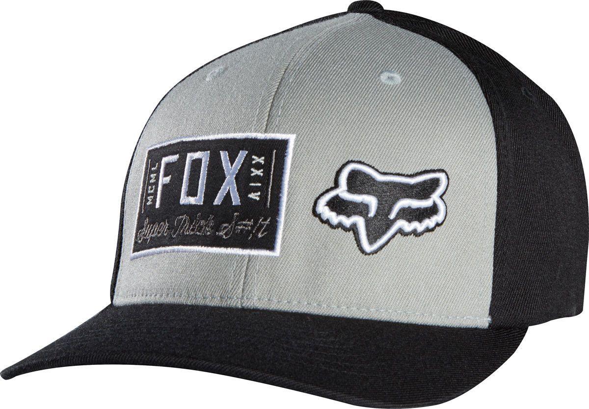 0baf5e2e912f2 ... sweden italy fox racing mens obscure flexfit curved bill hat b1930  28c18 b7d60 92e17