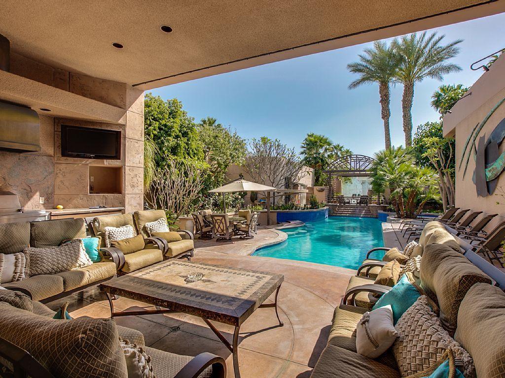 Estate vacation rental in La Quinta from