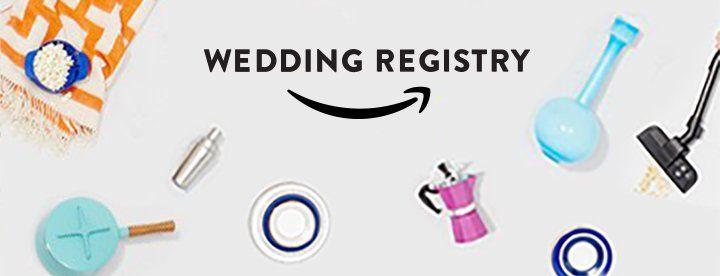 Wedding Registry Amazon Com Wedding Registry Bridal Registry Bridal Gifts