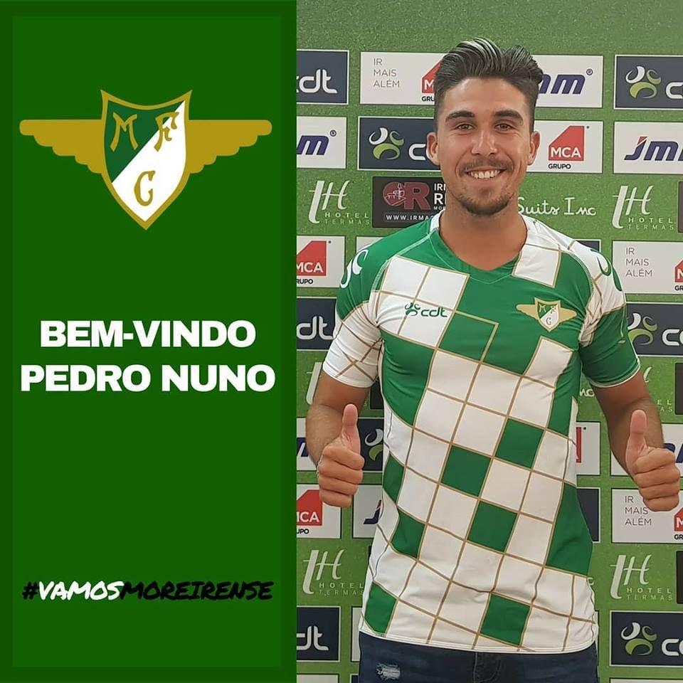 Novas camisas do Moreirense FC 2018-2019 CDT  f768fab0ce1b9