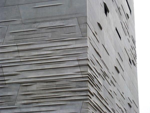Pingl par a bu ra t sur raw pinterest fa ades for Architecture parametrique