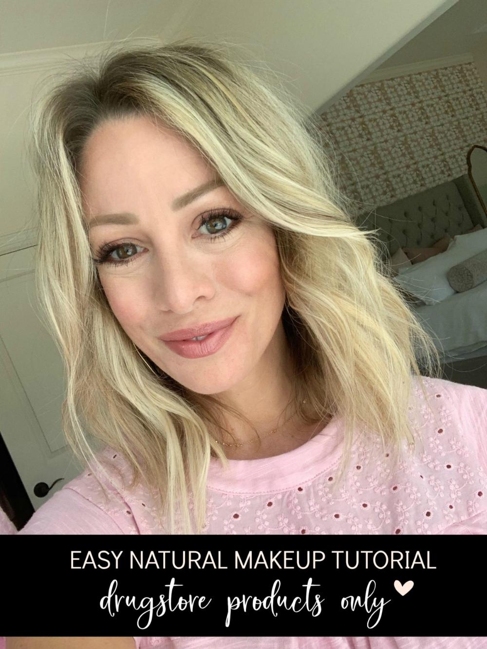 Easy Natural Makeup Tutorial Natural makeup, Everyday