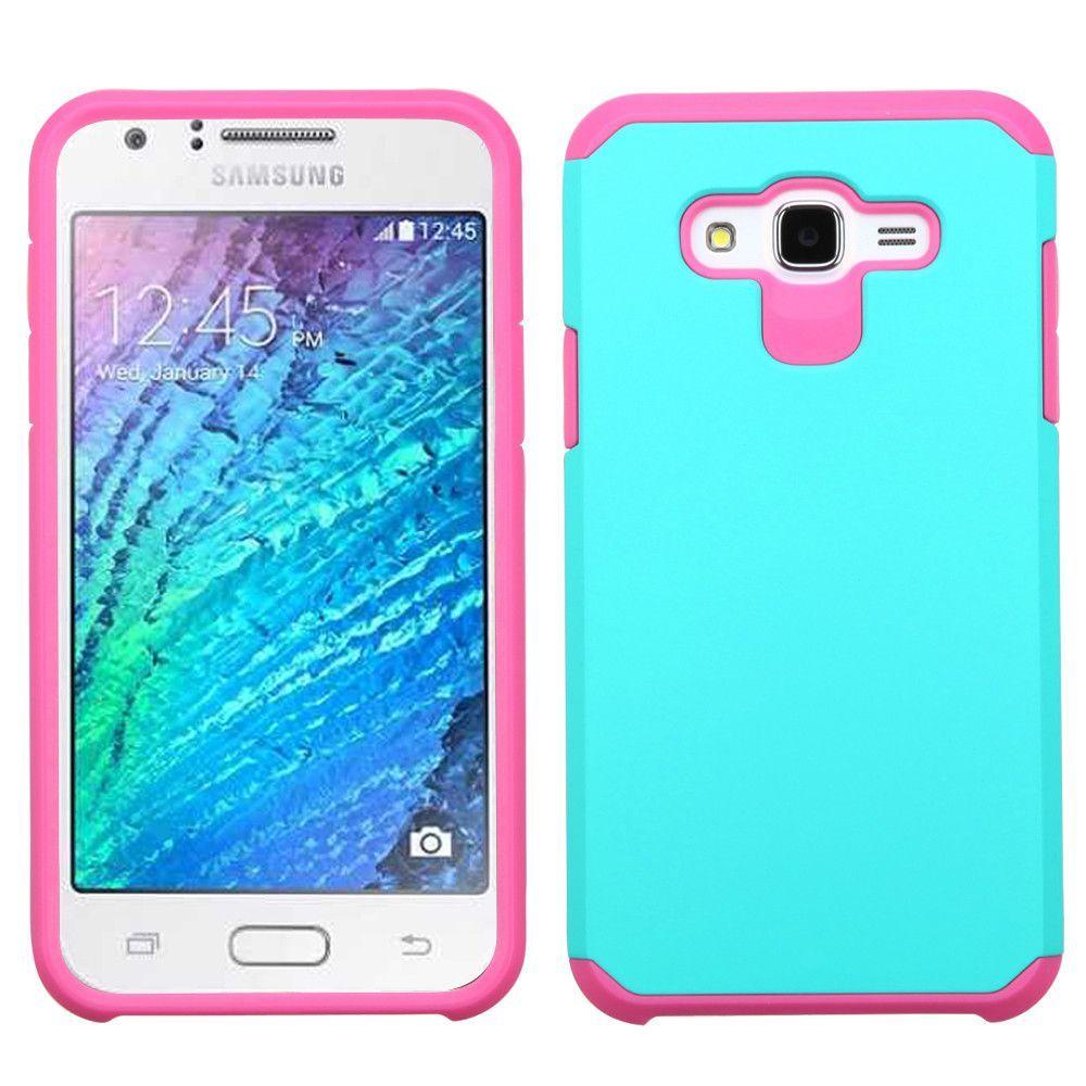 939c1805f2c MYBAT Neo Astronoot Samsung Galaxy J7 Case - Teal Green/Pink | Case ...