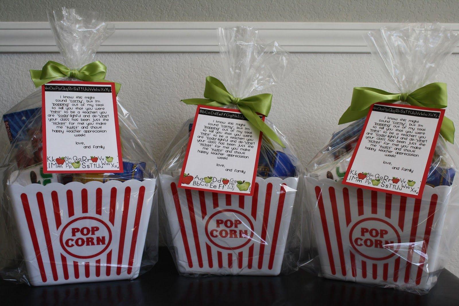 Teacher Appreciation Week Gift Basket Ideas Gift Ftempo