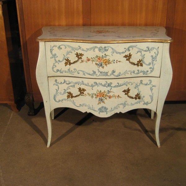 C mo pintar muebles antiguos hogar moderno dise o - Pintar muebles viejos ...
