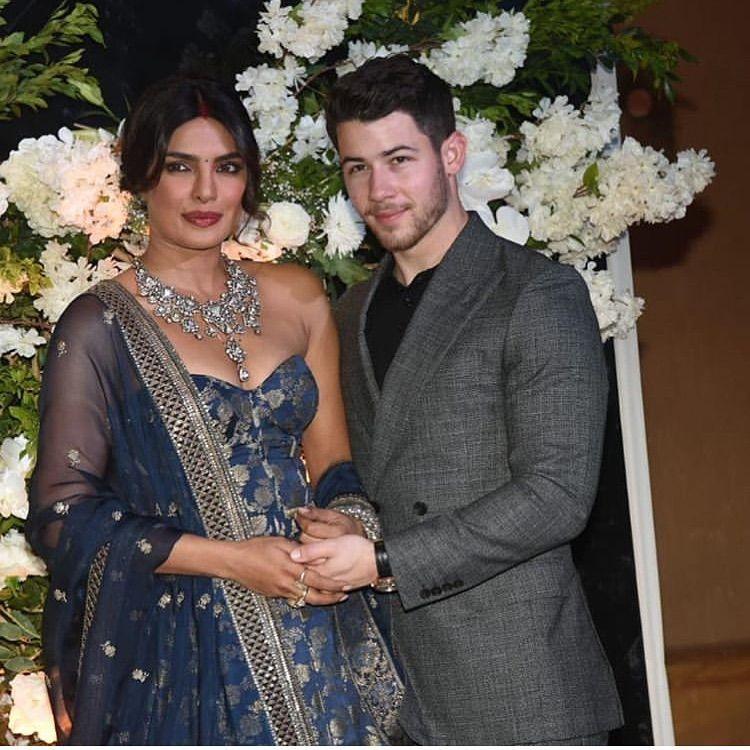 Priyanka Chopra And Nick Jonas Look Like A Dream As They