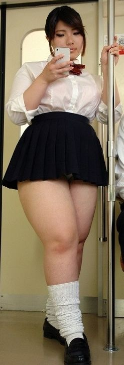 Great Geez Is She Real Woo Thick Thighs ♔ Pinterest