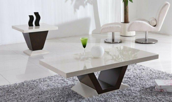 la table basse design en mille et une photos avec beaucoup dides - Table Salon Moderne Design