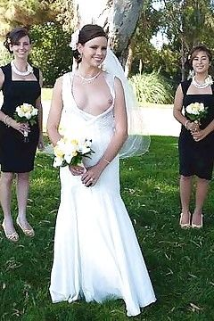 boob slip brides