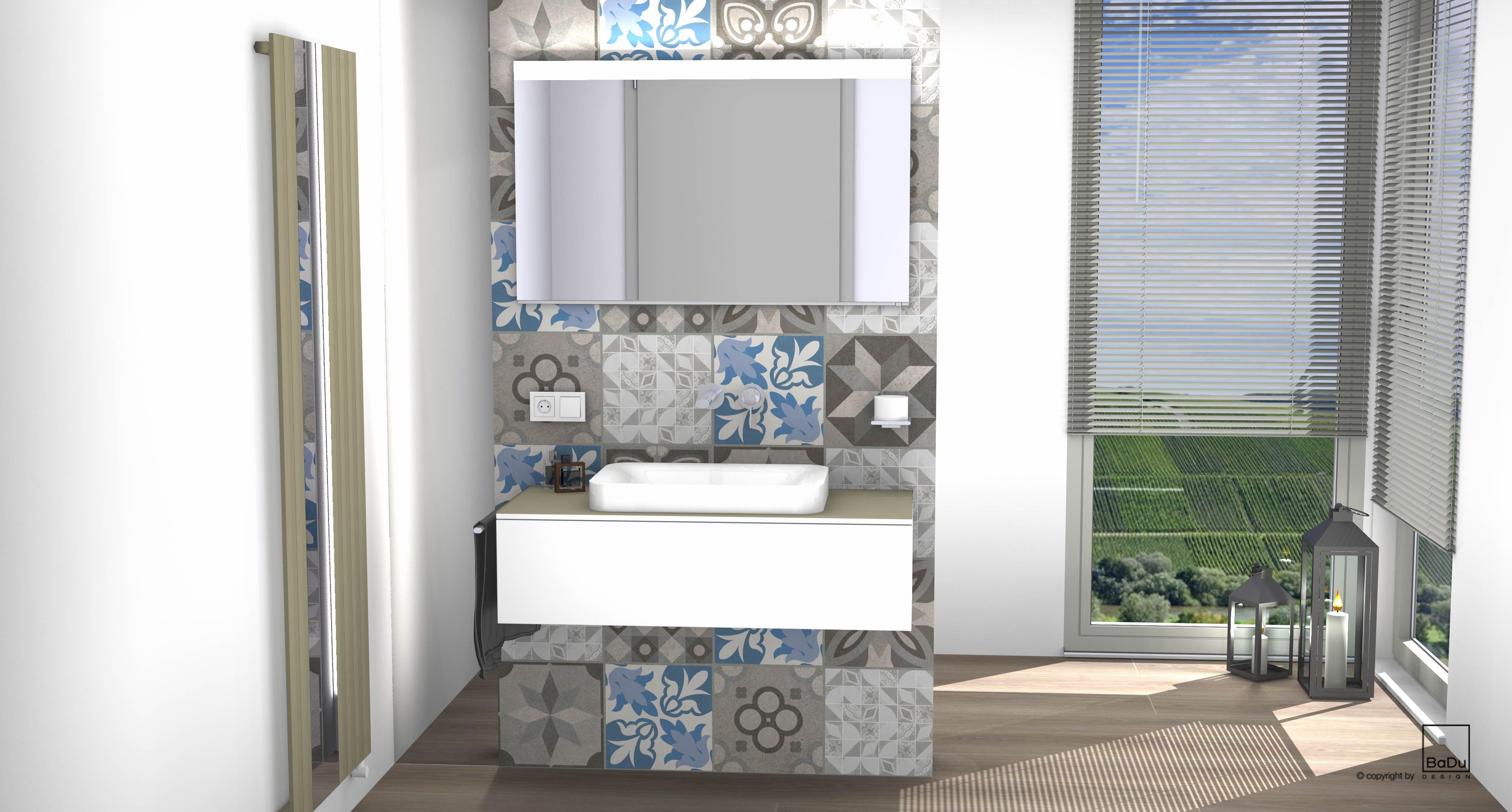 Design by BaDu #keuco #fliesen #badideen #badplanung #bathroom ...
