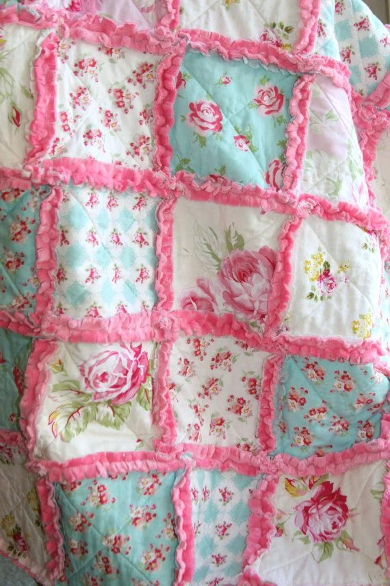 Rag Baby Quilt Pattern Free Rag Baby Quilts For Sale Baby Girl Rag